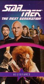 TNG 066 US VHS