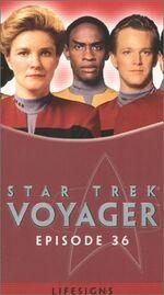 VOY 36 US VHS