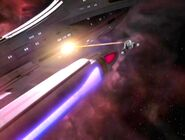 Class 2 shuttle attacks Voyager