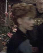 Female wedding attendee, 2368