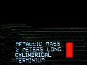 Grissom entdeckt Terminium