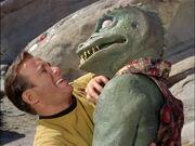 Kirk vs. the Gorn