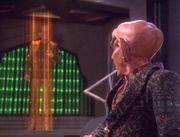 Quark beamt Odo