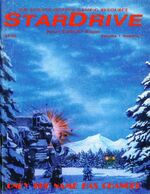 StarDrive volume 1 issue 1 cover