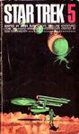Star Trek 5 cover