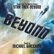 Star Trek Beyond Cover (Soundtrack)