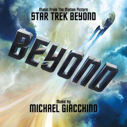 Star Trek Beyond Cover (Soundtrack)
