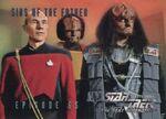 Star Trek The Next Generation - Season Three Trading Card 282