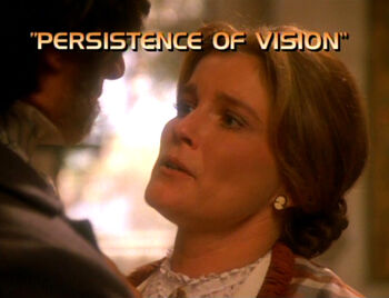 Persistence of Vision title card