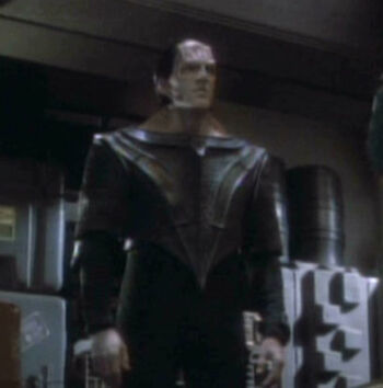 ...as an unnamed Cardassian