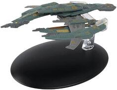 Eaglemoss 69 Breen warship