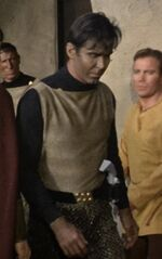 Klingon soldier Organia 1