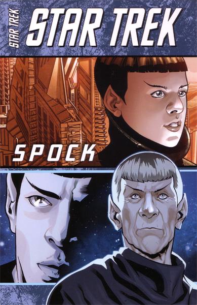 Spock (Comic)