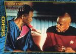Star Trek Deep Space Nine - Profiles Card 9
