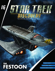 Star Trek Discovery Official Starships Collection issue 16