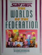 The Worlds of the Federation hardcover
