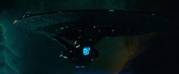 USS <i>Vengeance</i>