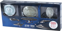 Eaglemoss Enterprise C-D-E 3-pack ships