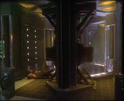 Frachtraum der Borg