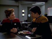 Janeway and Kim, 2371