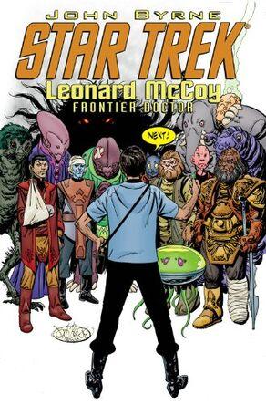 Leonard McCoy Frontier Doctor tpb cover.jpg