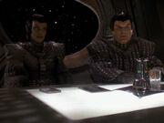 Romulaner fordern mehr Einzelheiten über Dominion