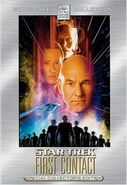 Star Trek First Contact Special Edition DVD cover (Region 1)