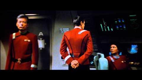 Star Trek II La Colere De Khan - Bande Annonce