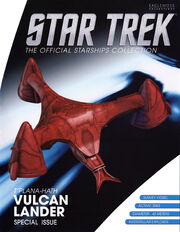 Star Trek Official Starships Collection issue SP22