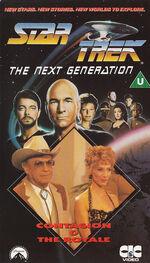 TNG vol 19 UK VHS cover