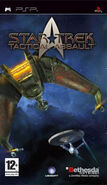Tactical Assault cover (PSP)