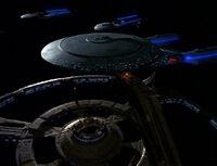 USS Venture bei DS9