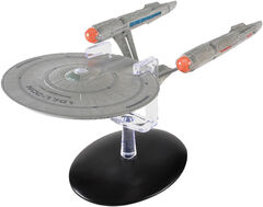 Eaglemoss USS Enterprise DIS