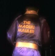 Maquis mauler