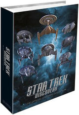 Star Trek Discovery Official Starships Collection binder