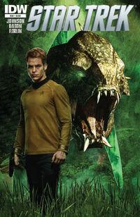 Star Trek Ongoing, issue 24