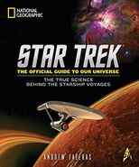 Star Trek The Official Guide to Our Universe cover