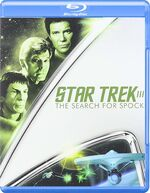 Star Trek The Search for Spock Blu-ray cover Region A
