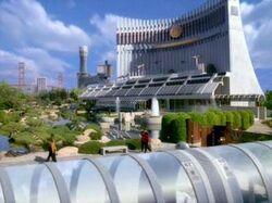 Starfleet Hoofdkwartier 2372