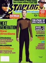 Starlog issue 147 cover