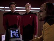 Worf ist Captain