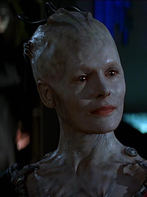Borg Königin