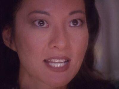 Keiko O'Brien von Pah-Geist besessen