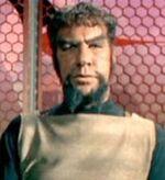 Klingon captain, 2268