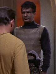 Klingonischer Soldat 10 Organia 2267