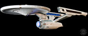 QMx USS Enterprise-A Artisan Replica
