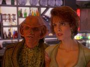Rom and Leeta, 2372