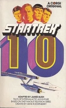 Star Trek 10 (Corgi Books 1974)