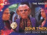 Star Trek Deep Space Nine - Season One Card039