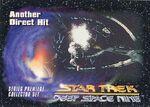 Star Trek Deep Space Nine - Series Premiere Card 43